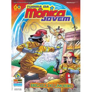 Turma da Mônica Jovem - Série 2 - No. 42: Brigada do Limoeiro