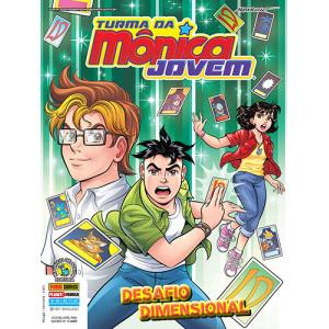 Turma da Mônica Jovem - Série 2 - No. 48: Desafio Dimensional