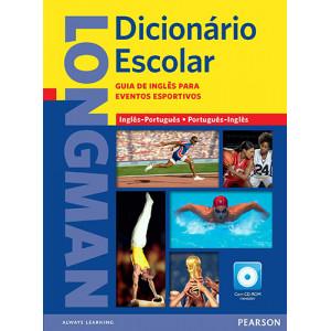 Dicionário Escolar Longman C/CD-Rom (Pearson Longman)