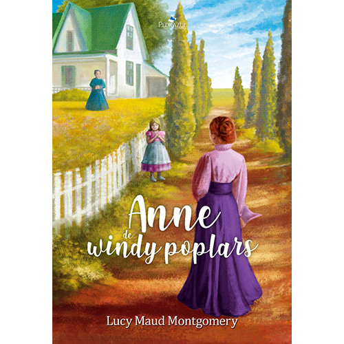 Anne de Green Gables - Vol. 4: Anne de Windy Poplars