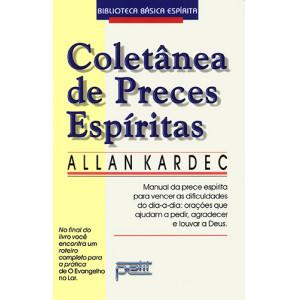 Coletânea de Preces Espíritas - Edição de Bolso (Allan Kardec)