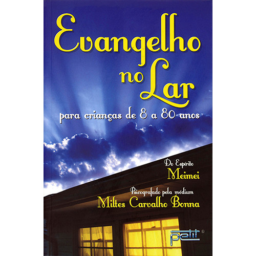 Evangelho no Lar (Miltes Carvalho Bonna)