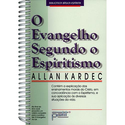 O Evangelho Segundo O Espiritismo - Espiral (Allan Kardec)