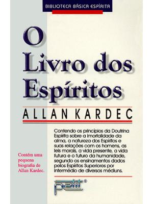 O Livro dos Espíritos - Brochura (Allan Kardec)