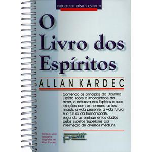 O Livro dos Espíritos – Espiral (Allan Kardec)