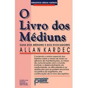 O Livro dos Médiuns - Brochura (Allan Kardec)