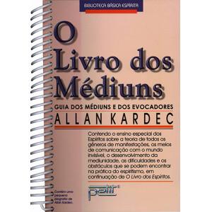 O Livro dos Médiuns – Espiral (Allan Kardec)