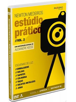 DVD Estúdio Prático - Vol. 2