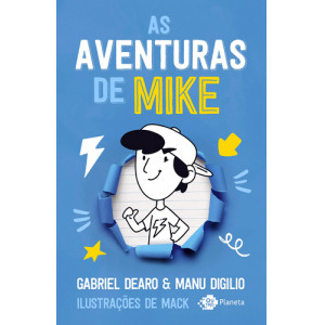 As Aventuras de Mike - Vol. 1 (Gabriel Dearo / Manu Digilio)