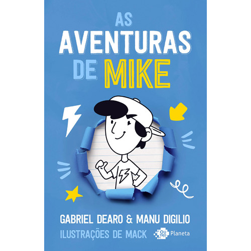 As Aventuras de Mike - Vol. 1 (Gabriel Dearo / Manu Digilio)