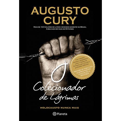 O Colecionador de Lágrimas (Augusto Cury)