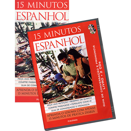15 Minutos - Espanhol (Ana Bremón)