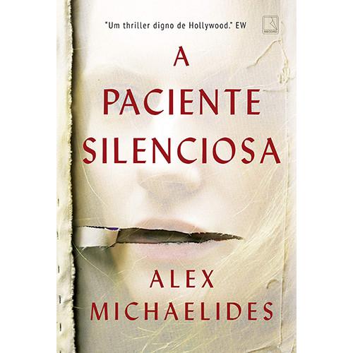 A Paciente Silenciosa (Alex Michaelides)