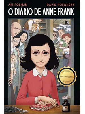 O Diário de Anne Frank em Quadrinhos (Ari Folman / David  Polonsky)