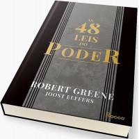 As 48 Leis do Poder - Capa Dura (Robert Greene)