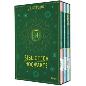 Box Biblioteca Hogwarts (J. K. Rowling)