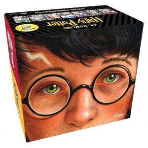 Box Harry Potter - Capa Dura (J. K. Rowling)