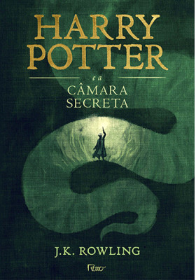 Harry Potter - Vol. 2: A Câmara Secreta - Capa Dura (J. K. Rowling)