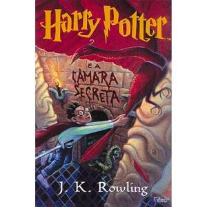 Harry Potter - Vol. 2: A Câmara Secreta (J. K. Rowling)