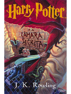 Harry Potter e A Câmara Secreta - Vol. 2 (J.K. Rowling)