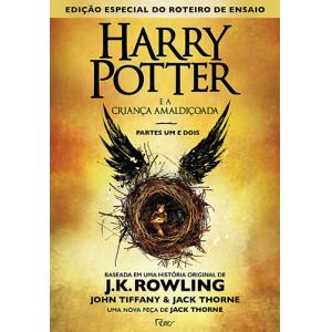 Harry Potter e A Criança Amaldiçoada - Parte Um e Dois (J.K. Rowling)