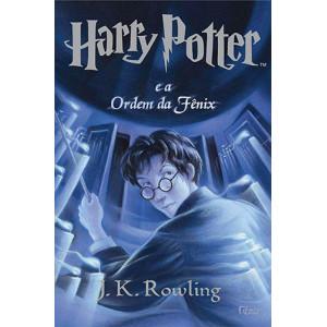 Harry Potter - Vol. 5: A Ordem da Fênix (J.K. Rowling)