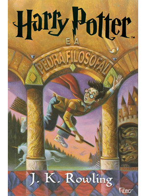 Harry Potter e A Pedra Filosofal - Vol. 1 (J.K. Rowling)