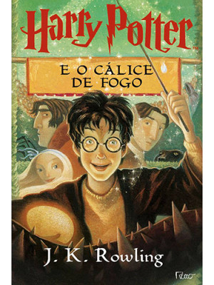 Harry Potter e O Cálice de Fogo - Vol. 4 (J.K. Rowling)