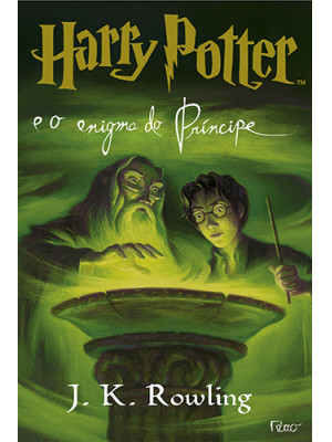 Harry Potter e O Enigma do Príncipe - Vol. 6 (J.K. Rowling)