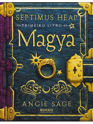 Septimus Heap - Vol. 1: Magya (Angie Sage)