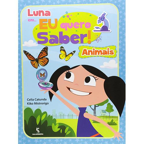 Luna em... Eu Quero Saber! Animais