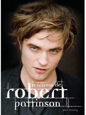 O Álbum de Robert Pattinson