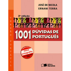 1001 Dúvidas de Português (José de Nicola / Ernani Terra)