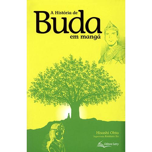 A História de Buda em Mangá (Hisashi Ohta)