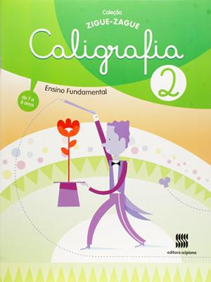 Coleção ZigueZague - Caligrafia - Volume 2