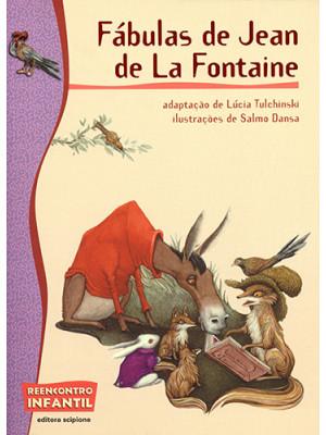 Reencontro Infantil - Fábulas de Jean De La Fontaine