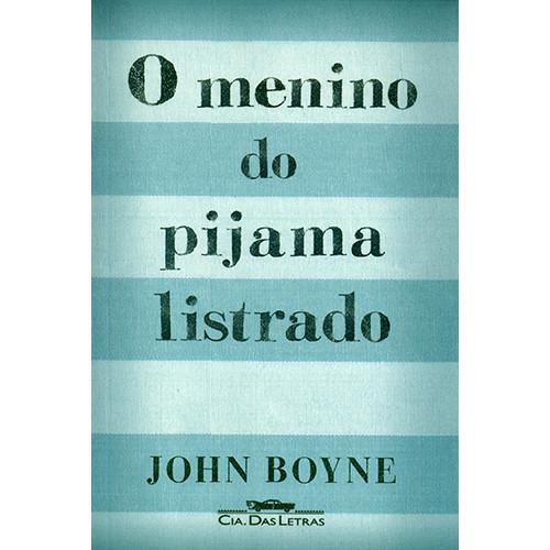 O Menino do Pijama Listrado (John Boyne)