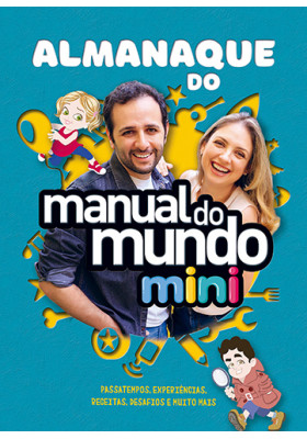 Almanaque do Manual do Mundo Mini (Mariana Fulfaro / Iberê Thenório)