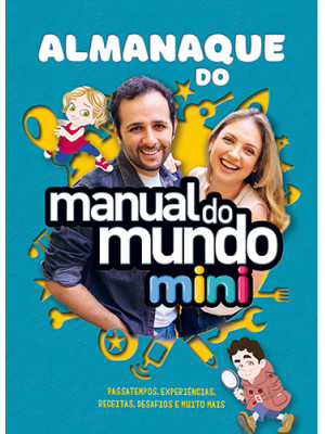 Almanaque do Manual do Mundo Mini (Mariana Fulfaro / Iberê Thenório)