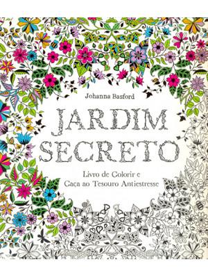 Jardim Secreto - Livro de Colorir (Johanna Basford)