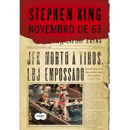 Novembro de 63 (Stephen King)