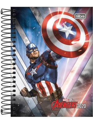 Agenda 2020 - Espiral - Avengers 1