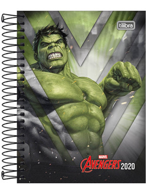 Agenda 2020 - Espiral - Avengers 2