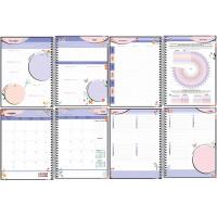 Agenda Planner 2022 - Espiral - Capricho