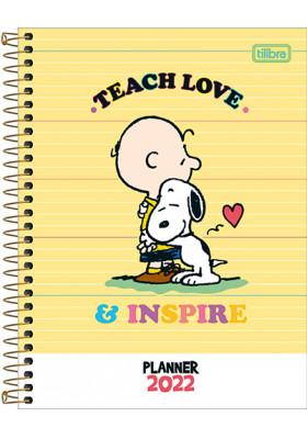 Agenda Planner 2022 - Espiral - Snoopy 1