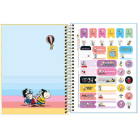 Agenda Planner 2022 - Espiral - Snoopy 2