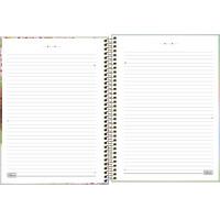 Caderno Universitário - 10 Matérias - Jolie 2