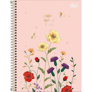 Caderno Universitário - 10 Matérias - Le Vanille 2