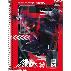 Caderno Universitário - 10 Matérias - Spider-Man Game 1