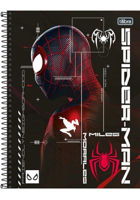 Caderno Universitário - 10 Matérias - Spider-Man Game 2